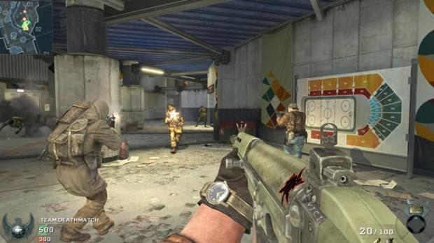 Deux images pour le DLC de CoD : Black Ops