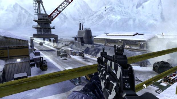 Modern Warfare 2 : les cartes du Resurgence Pack