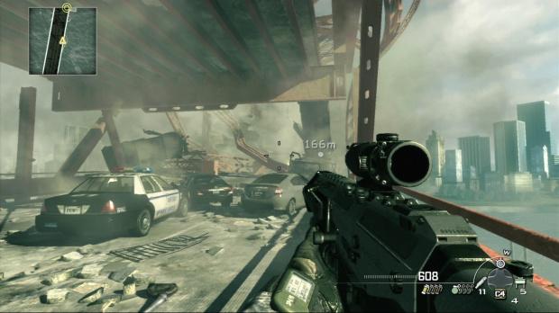 Le contenu de Modern Warfare 2 en exclu 360
