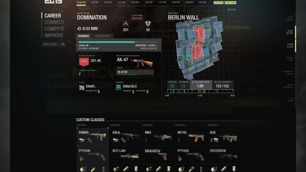 Call of Duty Elite : la bêta prête à démarrer