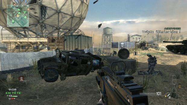 CoD Ghosts : Les maps du prochain DLC dévoilées