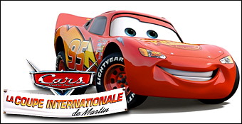 Cars : La Coupe Internationale de Martin