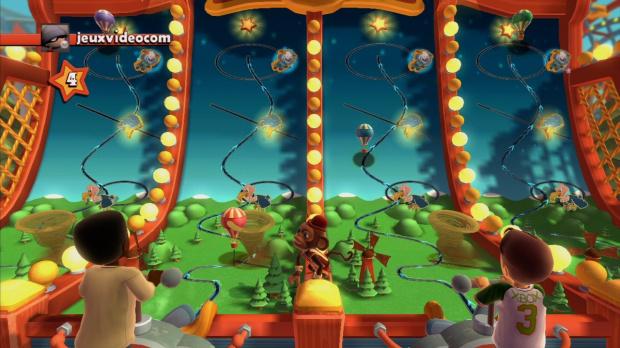 Un premier DLC pour Carnival : Bouge ton Corps