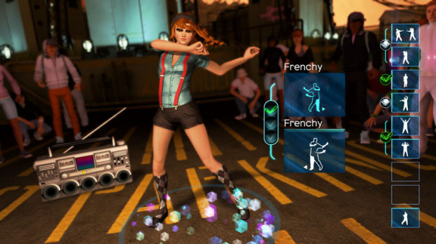 Dance Central : Missy Elliott, Rick James, Amerie et Chic!