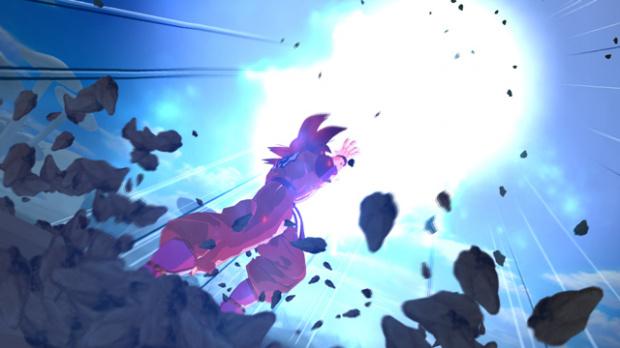 Dragon Ball Z Burst Limit en Europe