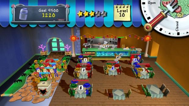 GDC 2009 : Images de Diner Dash