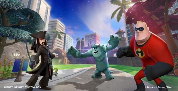 Disney Infinity vendu à 3 millions d'exemplaires