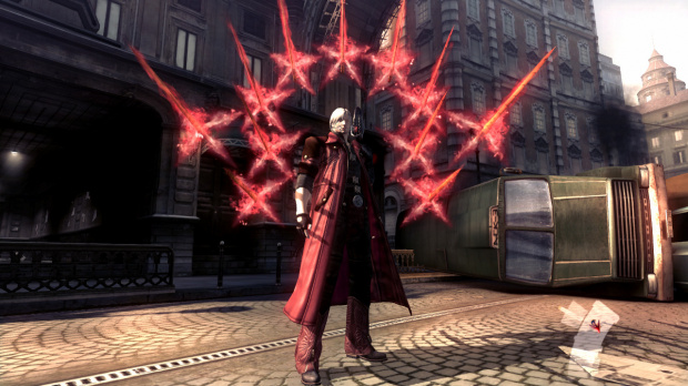 Devil May Cry 4 : Deux trailers sinon rien
