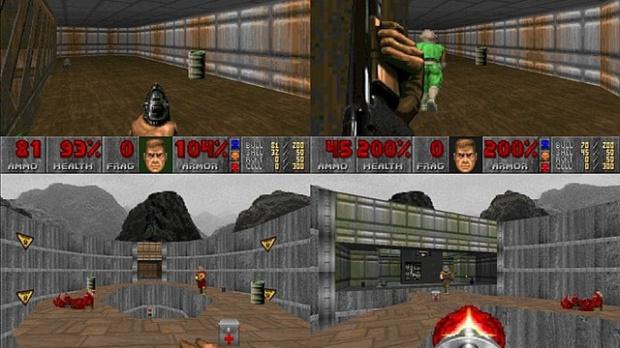 Doom ii port sur xbox live arcade actualit s for Porte xboxlive