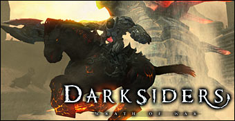 Darksiders : Wrath Of War -THQ Gamers' Day