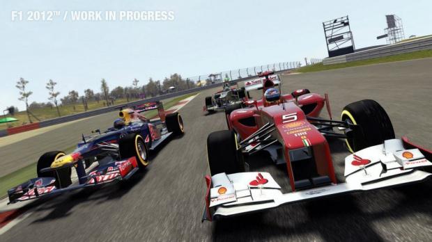 F1 2012: La date de sortie précisée