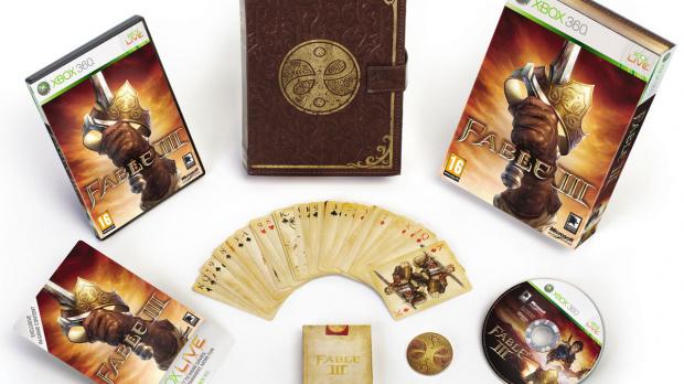 Fable III sur PC et en collector