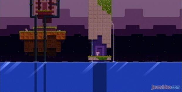 L'île du château d'eau