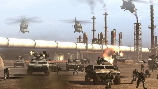 Frontlines : Fuel of War : premier rapport