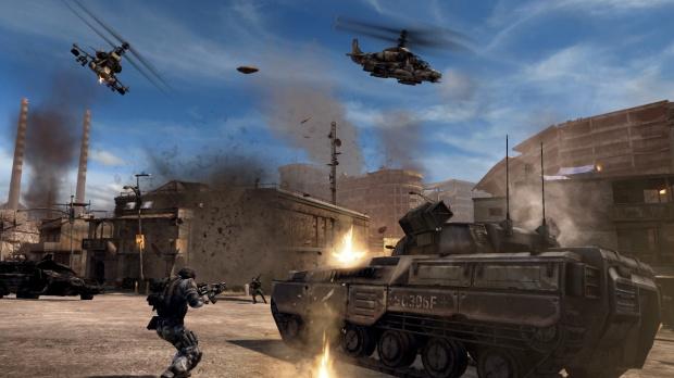 Frontlines jouable à 50 sur Xbox 360