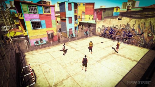 Images de FIFA Street