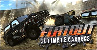 FlatOut : Ultimate Carnage