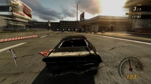 FlatOut Ultimate Carnage aussi sur PC
