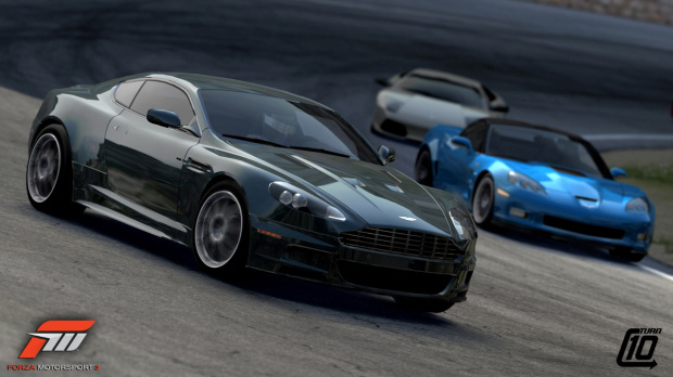 E3 2009 : Images de Forza Motorsport 3
