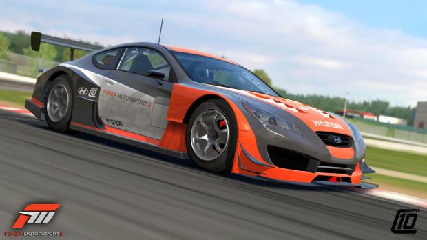 Forza 3 : le pack Hyundai est disponible