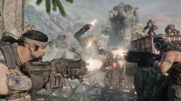 Gears of War 3 : des bonus à débloquer pour les vétérans