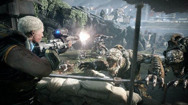 Une démo multi pour Gears of War Judgment