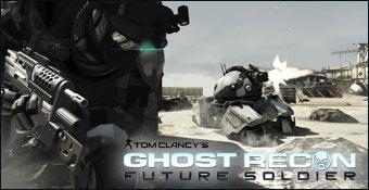 Ghost Recon : Future Soldier - GC 2011