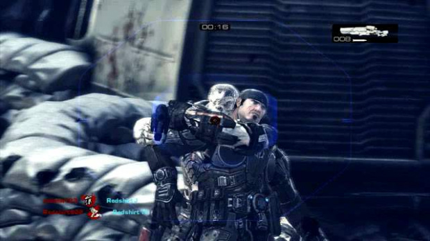 Un patch pour Gears of War 2