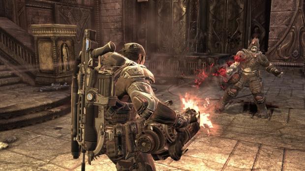 Gears of War Kinect serait un rail-shooter