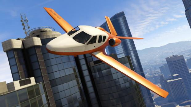 GTA Online vous donne des leçons de pilotage aérien