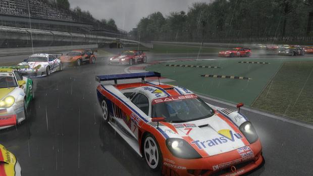 GTR : sortie Xbox 360 compromise