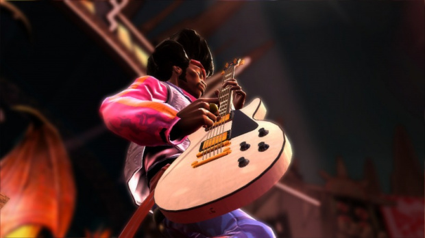 Guitar Hero III : les partenaires