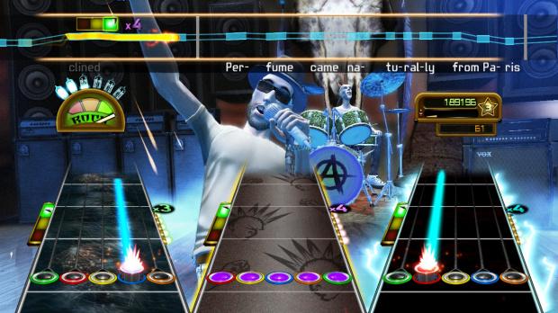 Guitar Hero Smash Hits : les morceaux de Guitar Hero II