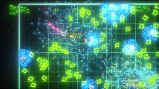Le million pour Geometry Wars