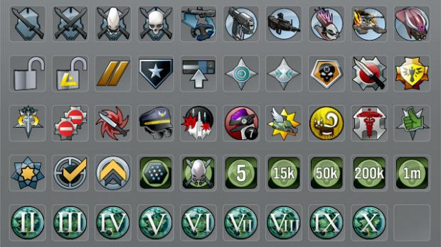 Coup d'oeil sur les Succès de Halo Reach