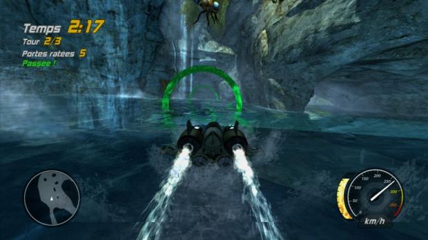 La promo Xbox Live du jour : Hydro Thunder Hurricane
