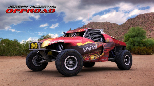 Images de Jeremy McGrath's Offroad