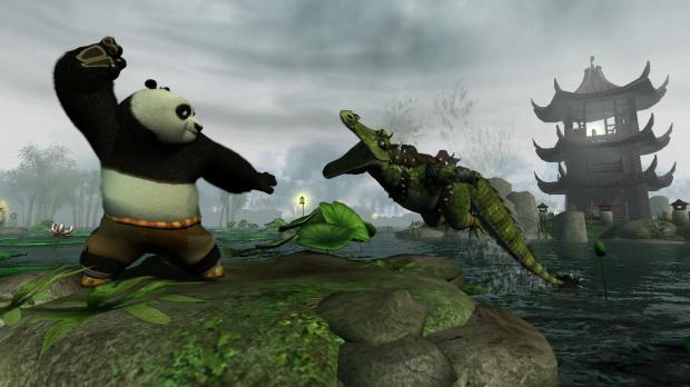 Images : Kung Fu Panda