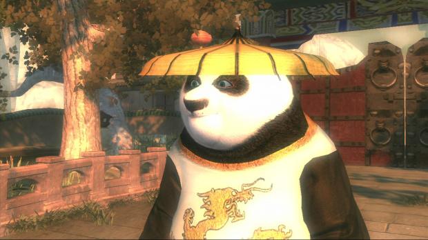 Kung Fu Panda de retour avec Kinect