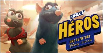 Kinect Héros : Une Aventure Disney-Pixar