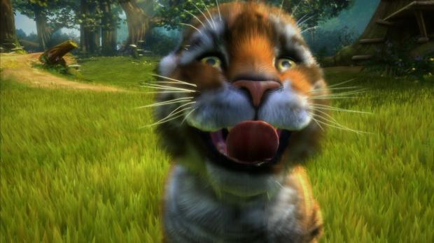 La démo de Kinectimals dispo sur le Xbox Live