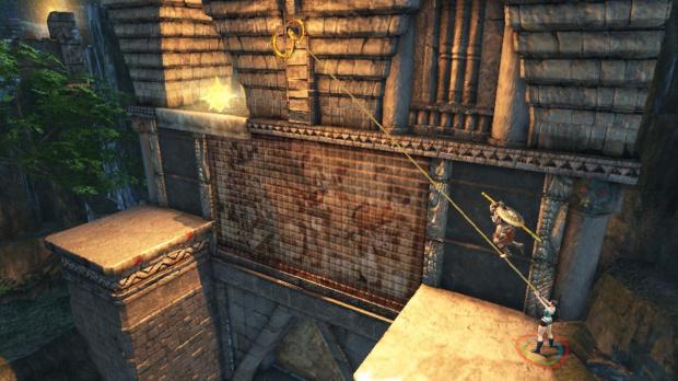 Du coop en ligne pour Lara Croft and the Guardian of Light