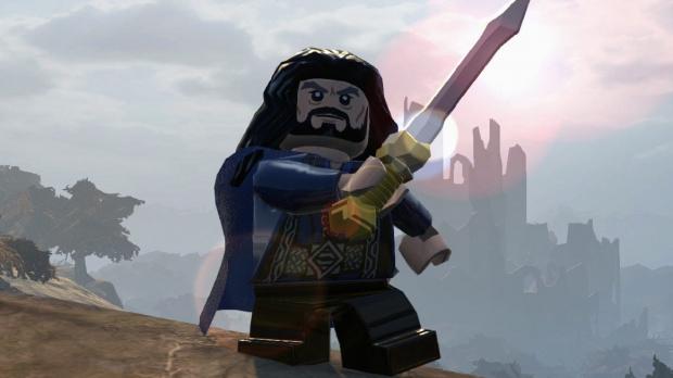 Une heure de live de LEGO Le Hobbit jeudi
