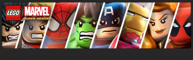 LEGO Marvel Super Heroes annoncé