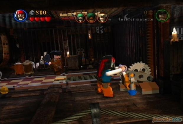 Chapitre 2 : Queen Anne's Revenge - Astuces et guides LEGO ...