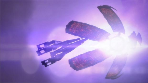Une nouvelle sortie pour Mass Effect