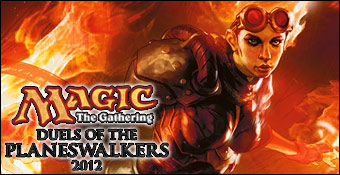 Magic the Gathering : Duels of the Planeswalkers 2012