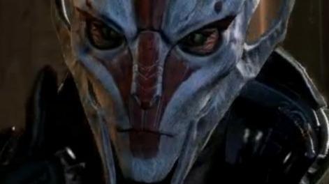 Mass Effect 3 Omega: Premières images de la femelle turienne