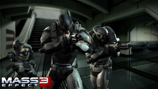 Fin des events week-end de Mass Effect 3