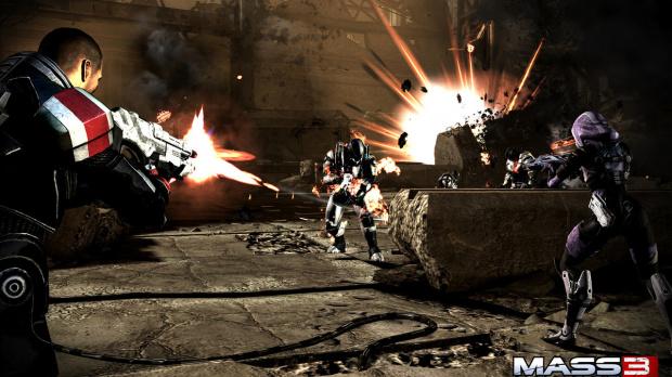 Mass Effect 3 : des événements multi tous les 15 jours
